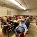 The Mrs. Mac Circle Meeting-UMW