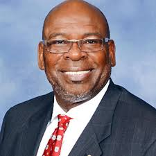 Rev. Jonathan Holston, bishop of the South Carolina Annual Conference of the United Methodist Church