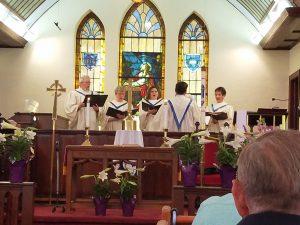 sylvia choir pic