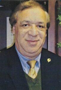 Frank Freeman: Church School Superintendent/Trustee Chair